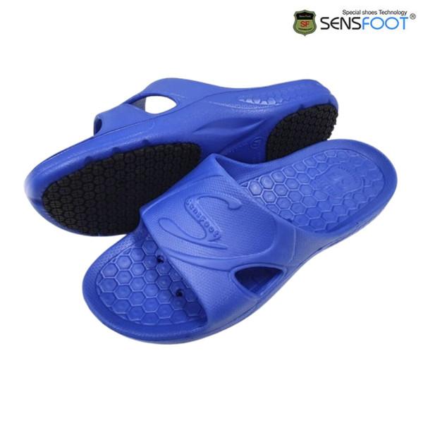 SW-02 블루 미끄럼방지화 위생화 주방신발 조리화 상품이미지