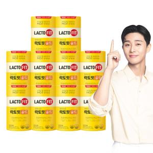 [종근당 건강]락토핏 생유산균 골드 3통 (150일분)