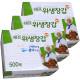 쉐프 위생장갑 500매 3개 | 캠핑용품요리고무비닐장갑