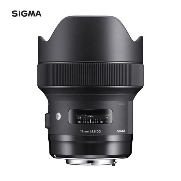 시그마 A 14mm F1.8 DG HSM (캐논용) 상품이미지