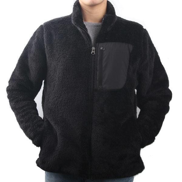 남성 겨울 보아플리스 집업 점퍼 후리스 양털 자켓 상품이미지