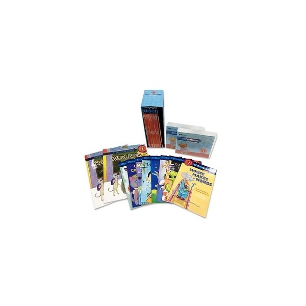 Step into Reading Step1 (Book+CD+Guide Book+Wordbook) 25종 Set 상품이미지