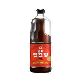 샘표 진간장 금S 1800ml