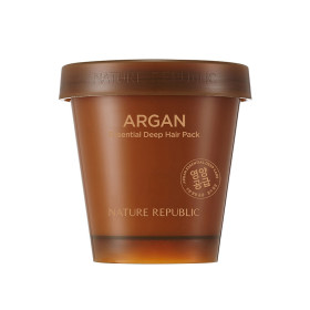 Argan Essential Deep Care Hair Pack Large Size