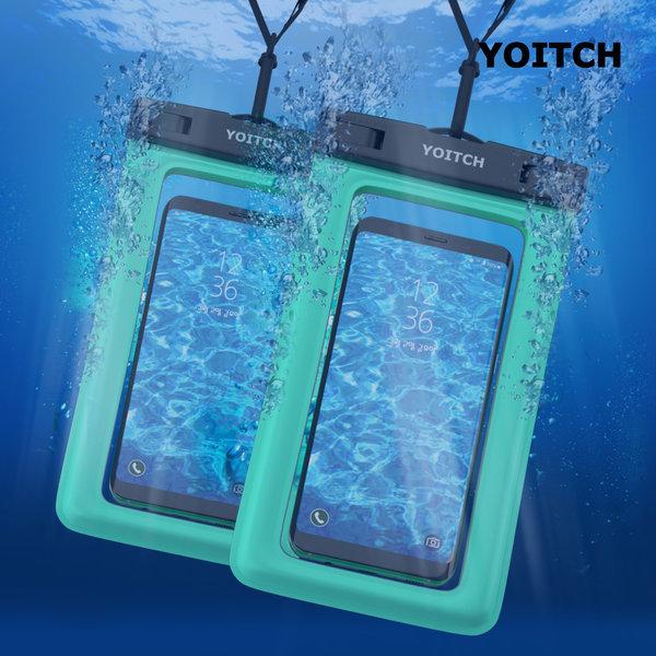 1+1 민트 핸드폰 휴대폰 방수팩 레릭 민트+민트 상품이미지