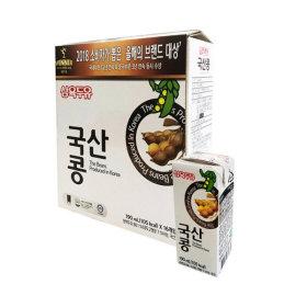 삼육 국산콩두유 190ml x 32팩 스마일배송