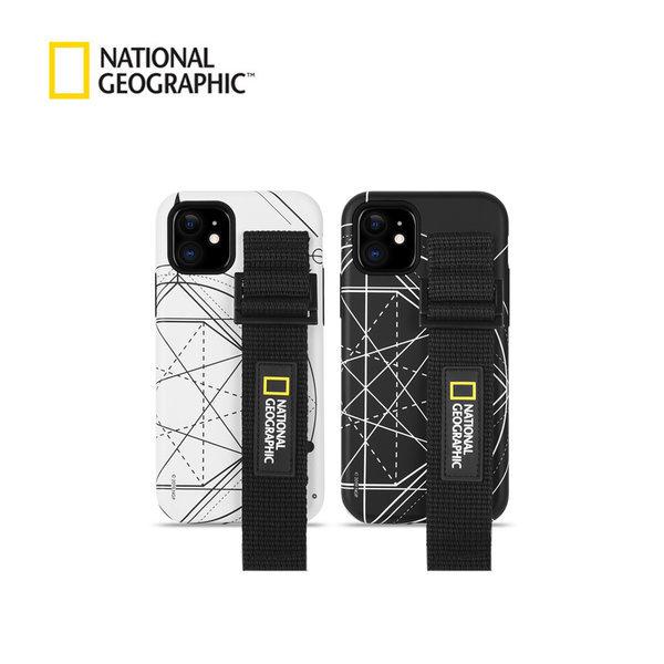 스트랩 더블 프로텍티브 로고 패치 - 아이폰 케이스 상품이미지