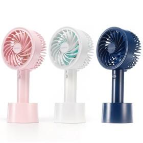 엑타코 Z1 (핑크) 써큘레이터형 휴대용 미니 선풍기