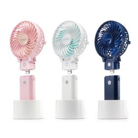 엑타코 오리지널 4400 (Pink) 휴대용 미니 핸디선풍기