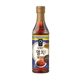 청정원 멸치 액젓 골드 750g