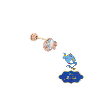 LPTJ4019T Genie Aladdin collaboration 10k single piercing