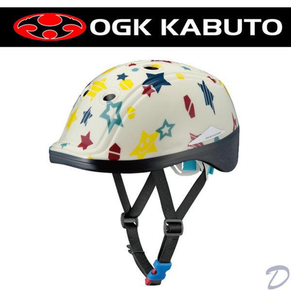 자전거헬멧 덕 DUCK 해피스타아이보리/ 오지케이 상품이미지
