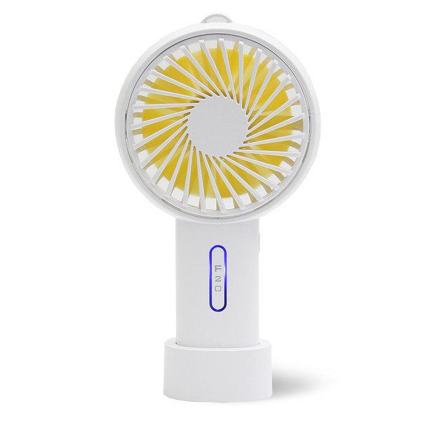휴대용선풍기 F20 화이트 /미니 핸디선풍기 손선풍기 상품이미지