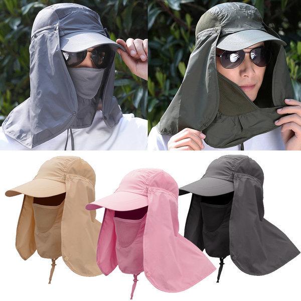올라운드 자외선차단 모자 여름 햇빛가리개 썬캡 등산 상품이미지