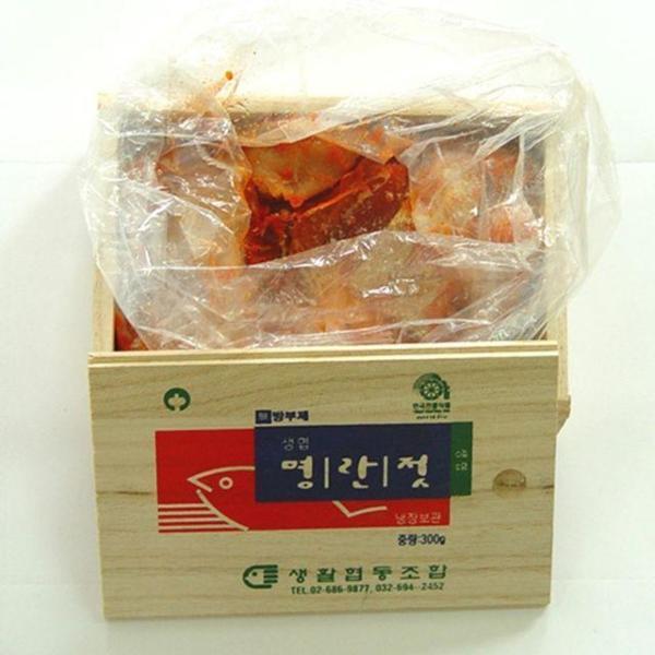 두레생협 명란젓(300g) 상품이미지