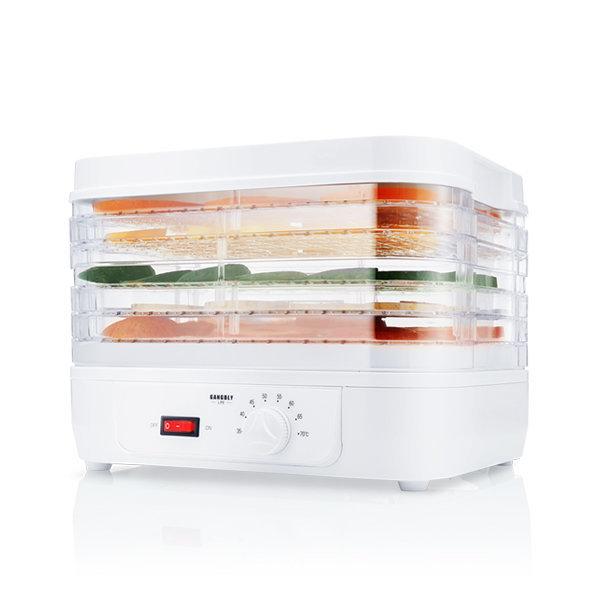 강블리라이프 5단 투명식품건조기/고추/과일/야채 건조 상품이미지