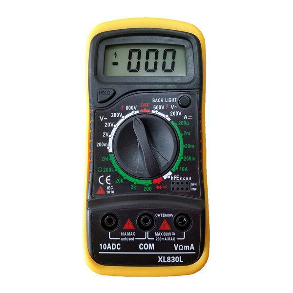 디지털 멀티테스터기 멀티미터/전기/전류/전압측정 상품이미지