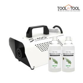 공기청소기 케어로 새집증후군 냄새제거 연무기 S-40g