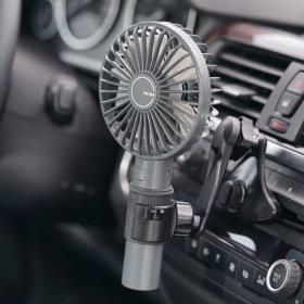 차량용 미니 선풍기 CD슬롯거치대형 /사은품 증정