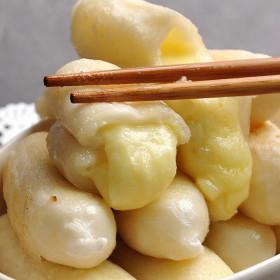국산쌀 구워먹는 꾸떡3봉(총24개)더블치즈떡 /고구마떡