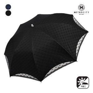 [메트로시티]양산 MPSZ-P911 로고망사 차광 양산