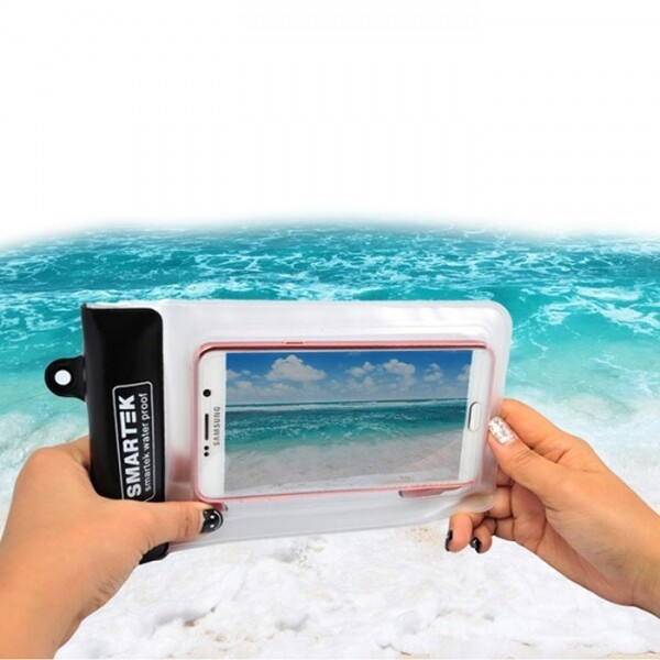 스마트 3중지퍼 방수팩(스마트폰용) 상품이미지