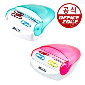 포코스 마그넷롤러 클립케이스 CD-01 자석 핀통