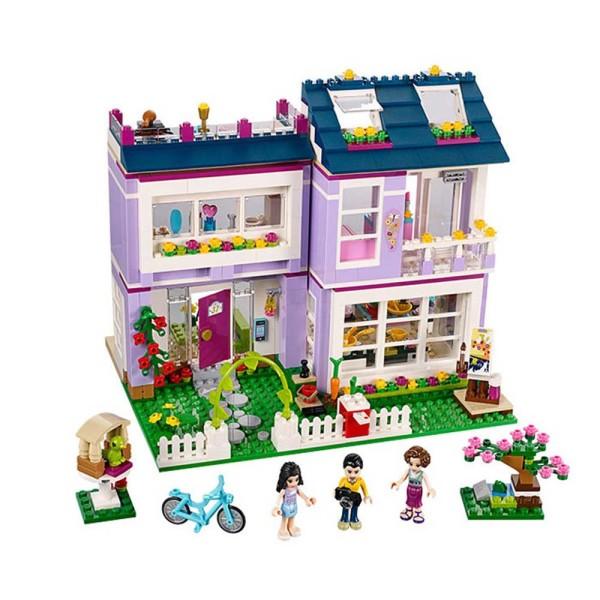 레고 호환 프렌즈 엠마의 하우스 상품이미지