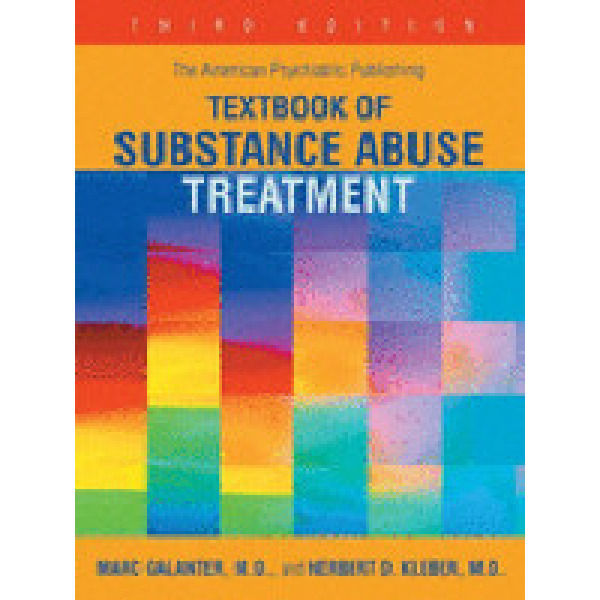 American Psychiatric Publishing Textbook of Substance Abuse Treatment 상품이미지