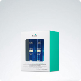 Miracle of a blue bottle PERFECT HAIR FILL-UP HAIR AMPOULE 13ml x 4pcs