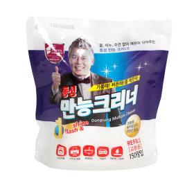 SM 동성만능크리너 150매 리필 0112 / 기름때 찌든때