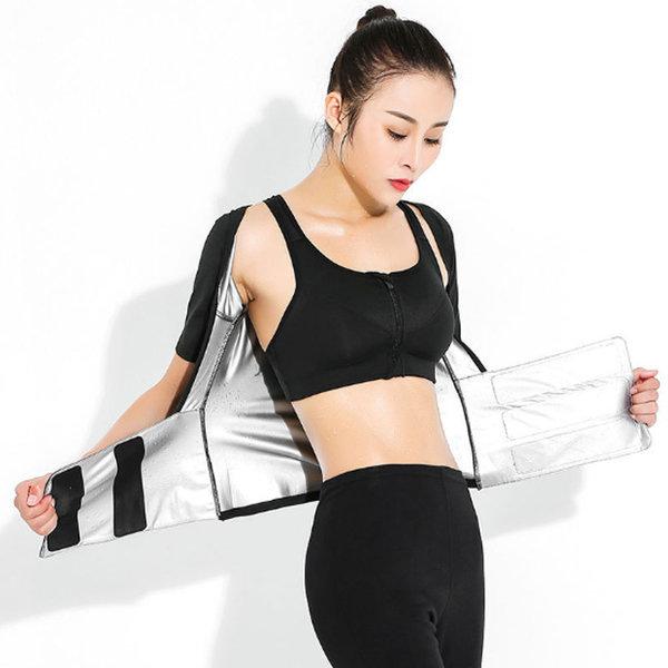 다이어트 땀복 3종세트 업그레드/헬스운동복/요가복 상품이미지