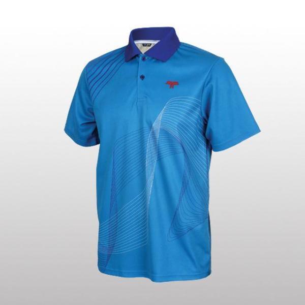 토맥스 파도 블루 남성 티셔츠 스포츠웨어 상품이미지