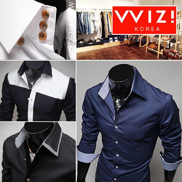 남자 반팔 7부 긴팔 셔츠 남성 와이셔츠 체크 남방 상품이미지