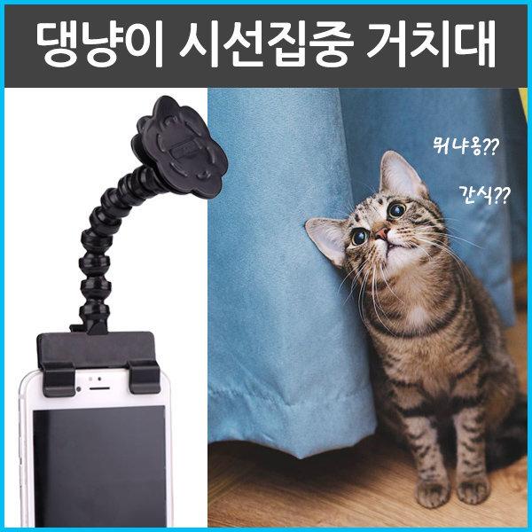 홍이네 사진 거치대 고양이 강아지 /시선집중 거치대 상품이미지