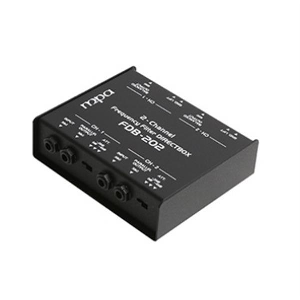 ewi FDB-202 / FDB202 / 2-CH PASSIVE DIRECT BOX / 상품이미지
