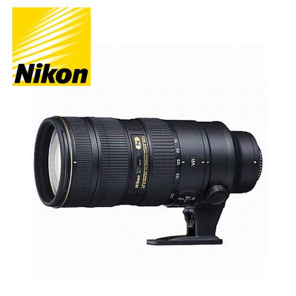니콘 AF-S NIKKOR 70-200mm F2.8G ED VR II / WIN 상품이미지