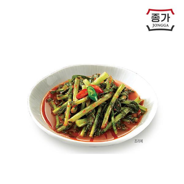 종가집 국내산 열무김치 5kg /신선배송 (행사중) 상품이미지