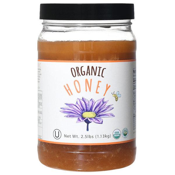 유기농꿀 1.13kgs (Organic Honey 2.5lbs) 상품이미지