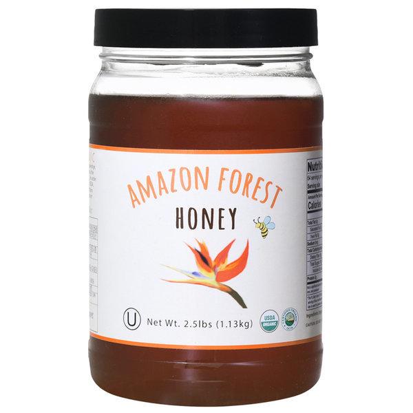 유기농 아마존밀림꿀 1.13kgs (Amazon Honey 2.5lbs) 상품이미지