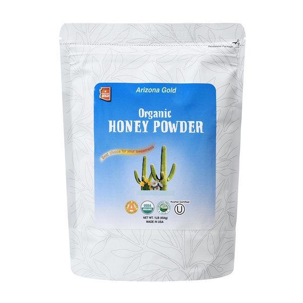 유기농 허니파우더 454g (Organic Honey Powder 1lb) 상품이미지