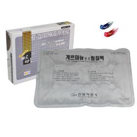 게르마늄 인견사 대형/ 한일의료기 찜질팩/핫팩 1+1