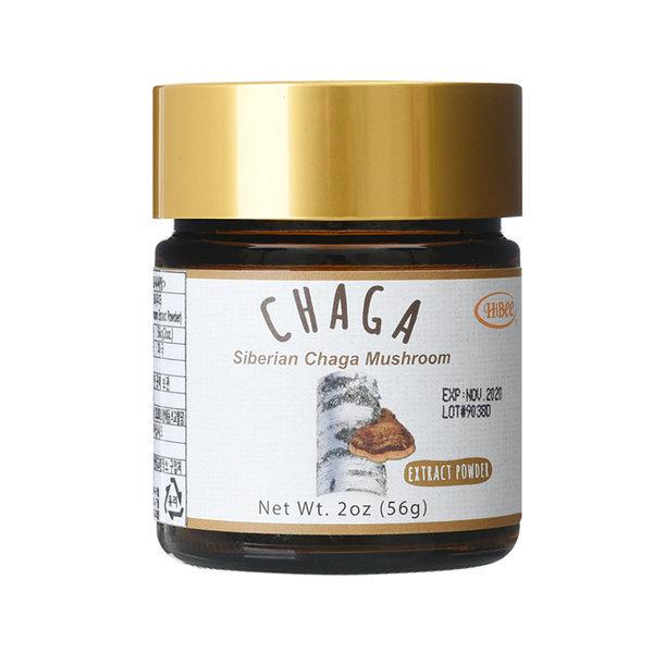 하이비 차가버섯 파우더 56g (Chaga Mushroom Powder) 상품이미지