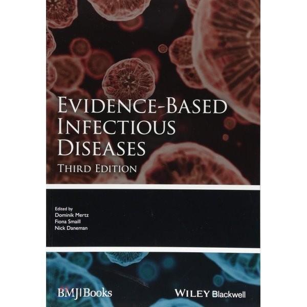 Evidence-Based Infectious Diseases  3/E  Dominik Mertz Fiona Smaill Nick Daneman 상품이미지