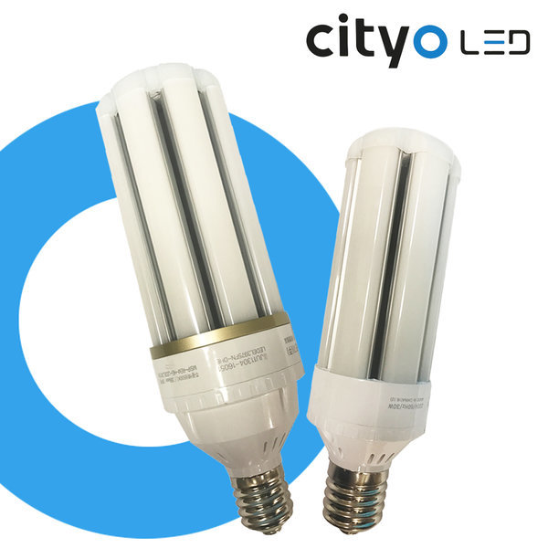 LED고와트램프75W 39B 대모갈 파워램프  호박등 공장등 상품이미지