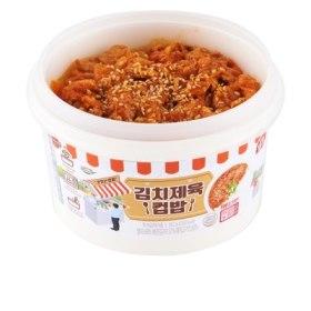 푸드 김치제육컵밥 362G