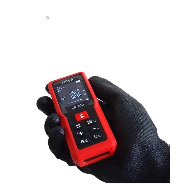KR-40D 레이저거리측정기/레이져/테스터기/40m측정 상품이미지