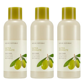 NATURE REPUBLIC Really moist olive toner/skin /2 toners