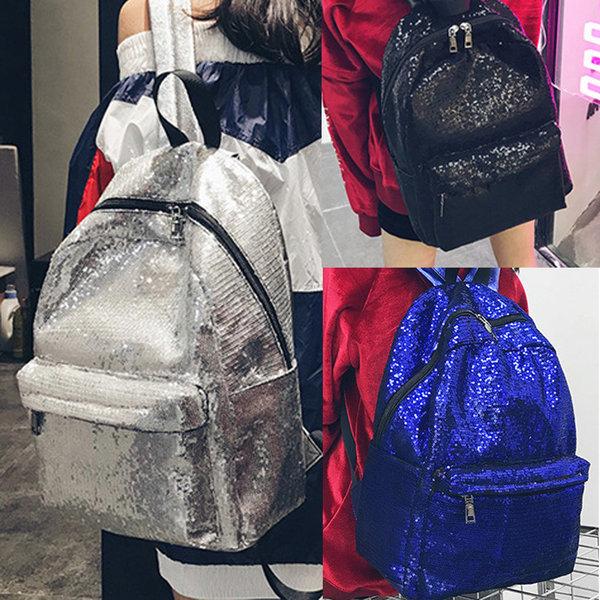여성 여자 스팽글 가방 백팩 스팡클 여름 패션 비즈 상품이미지