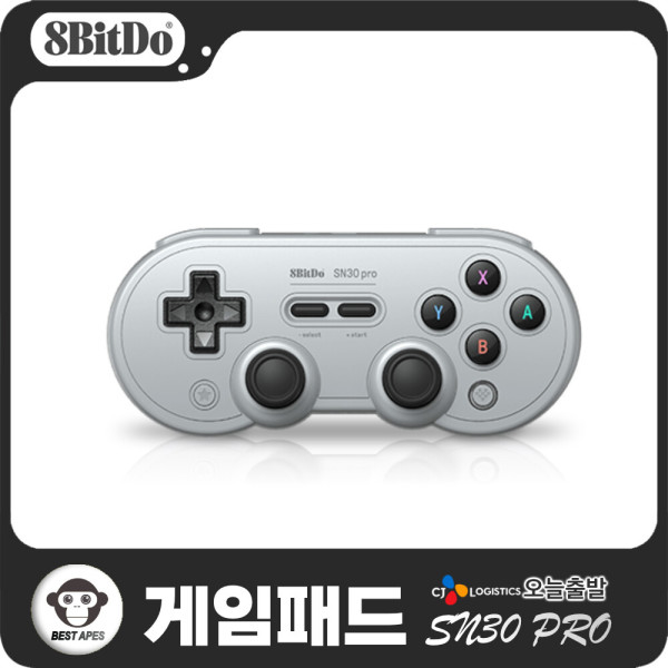 8BitDo SN30 Pro 닌텐도 스위치 레트로 무선 게임패드 상품이미지